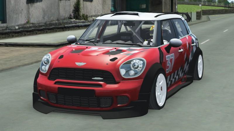 Mini Cooper WRC (FWD)