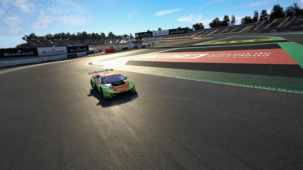 ACC Sprint - Barcelona Race 1
