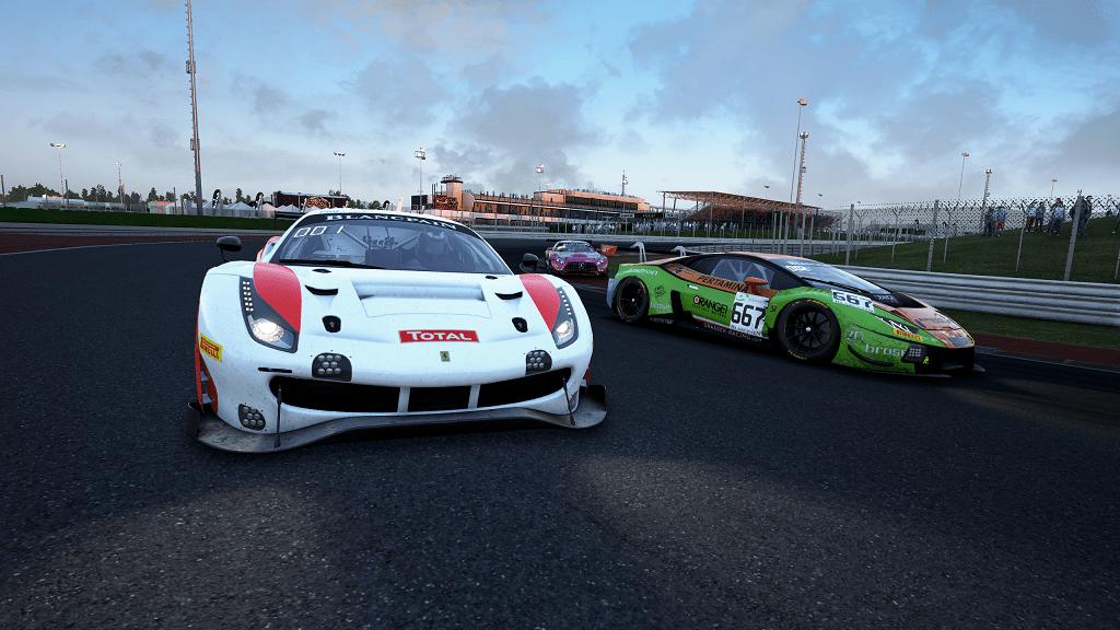 ACC Sprint Misano Race 1