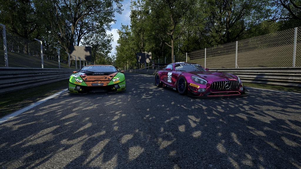 ACC Sprint - Monza Race 1
