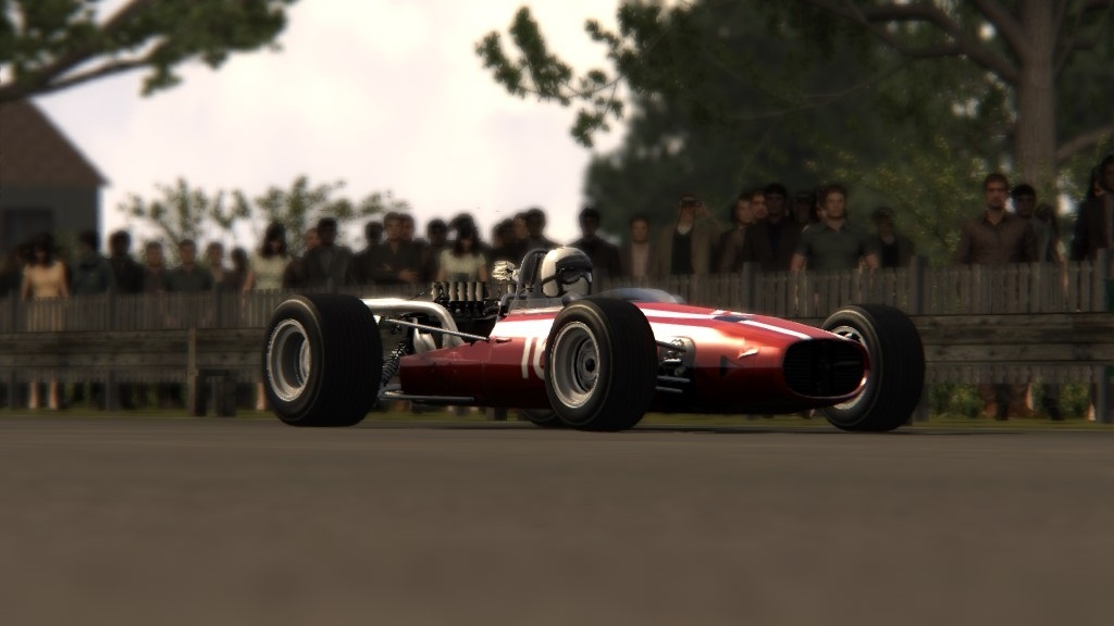 Race 3: Bremgarten 1954