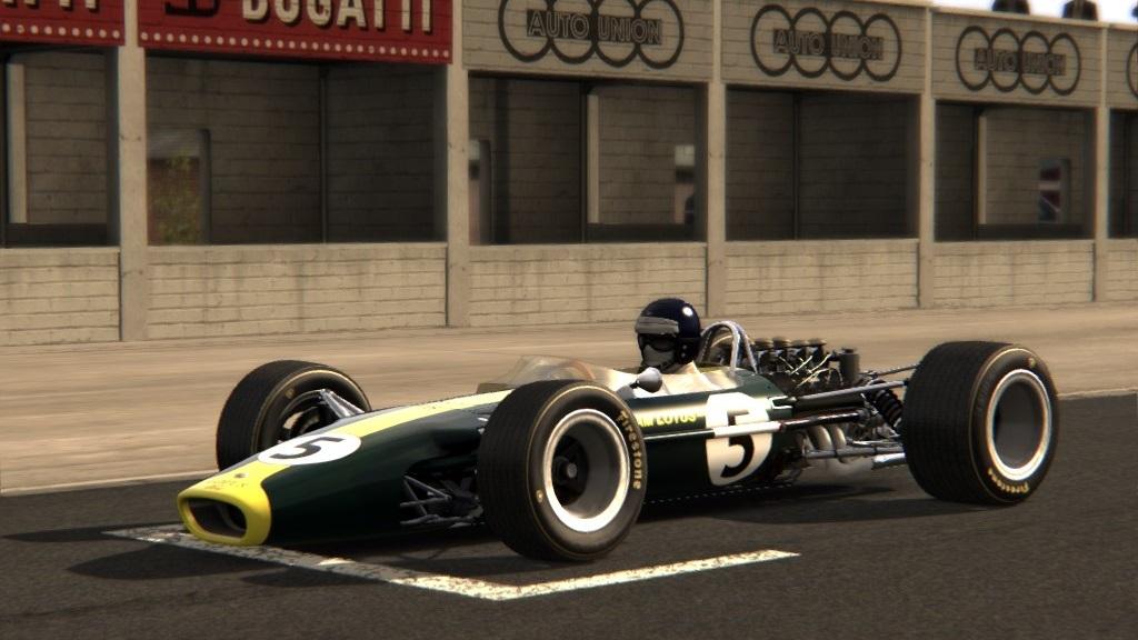 Race 4: Deutschlandring