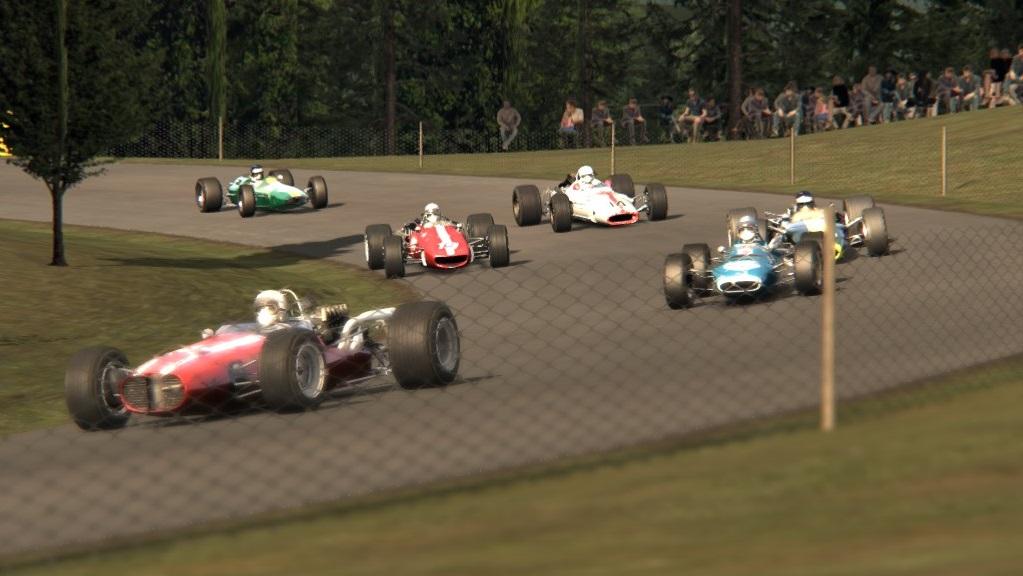 Race 5: Nordschleife 1967