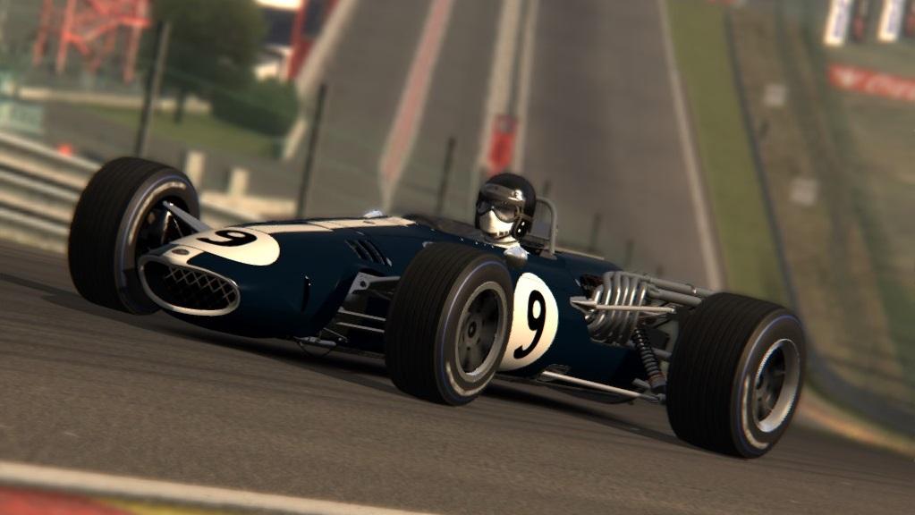 Race 7: Spa