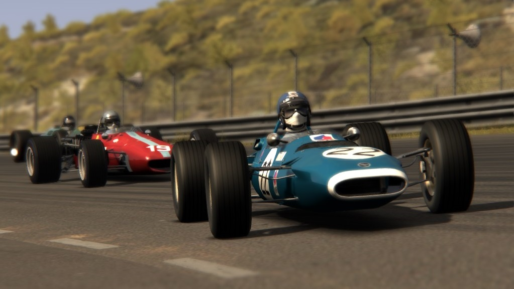 Race 8: Zandvoort