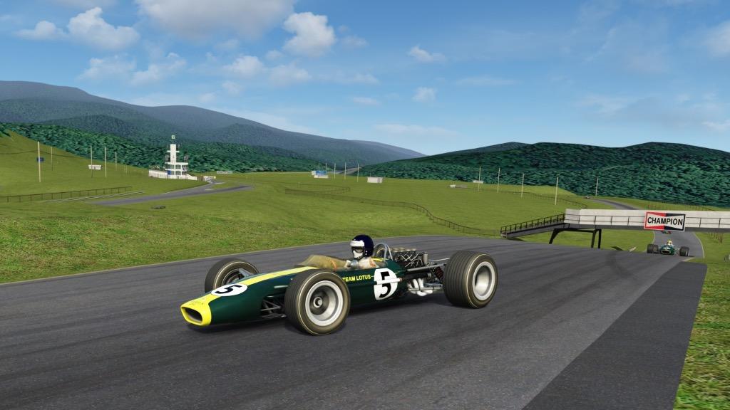 Race 9: St Jovite