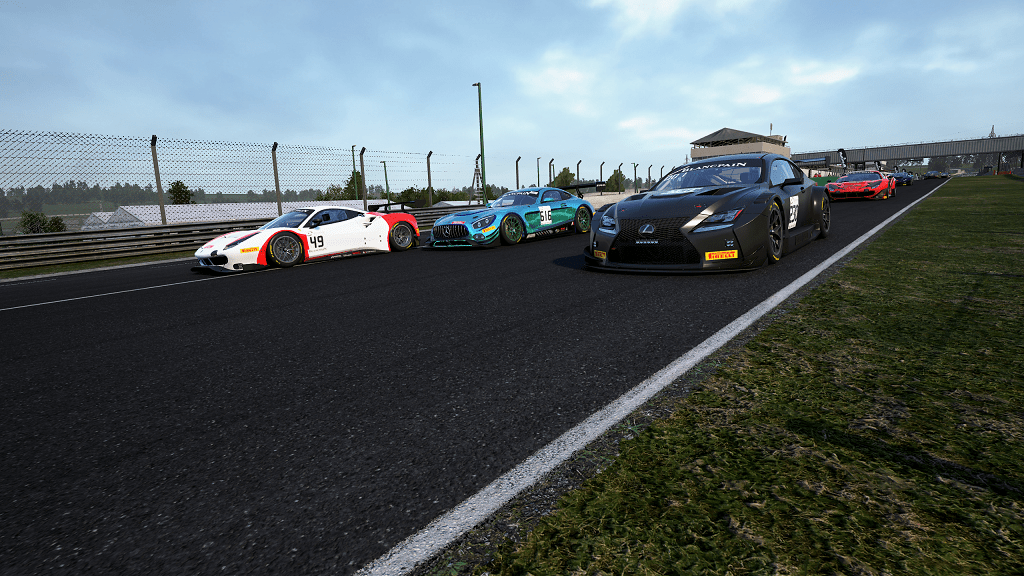 ACC Sprint - Hungaroring Race 2
