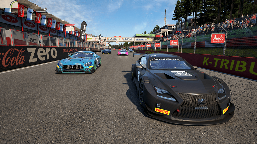 ACC Sprint - Zolder Race 1