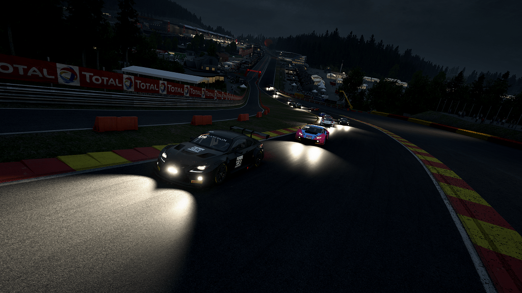 ACC Sprint Finale - Spa Race 1