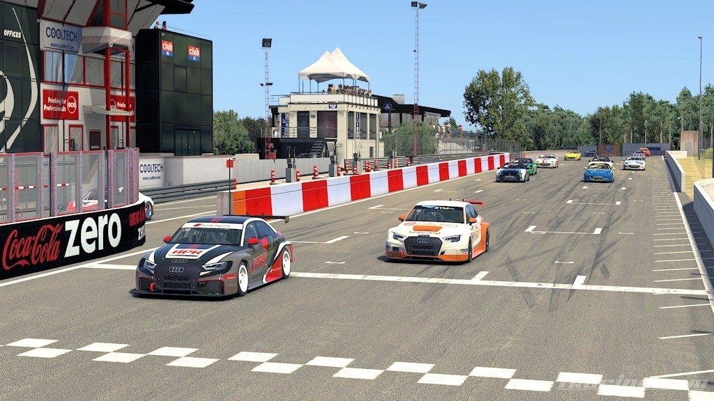 TCR / MX-5 Pre-Season Race at Zolder