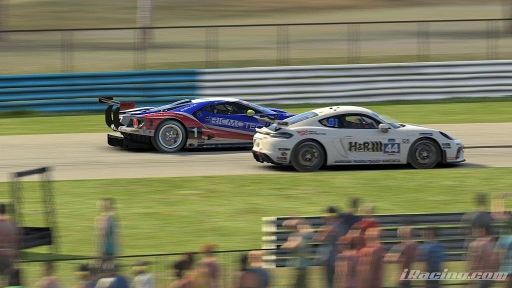 GTEGT4 Cup Series at Sebring
