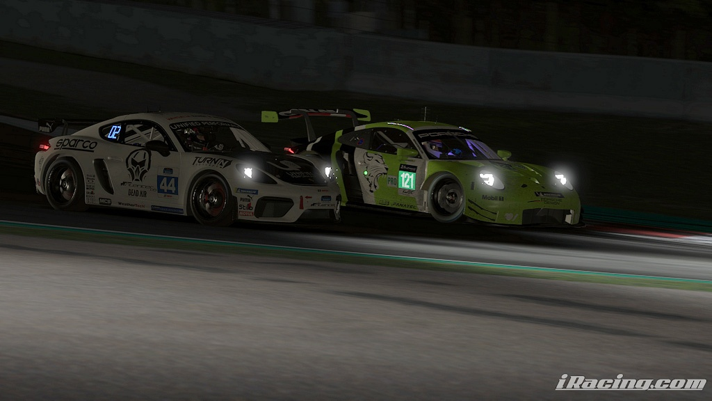 GTE/GT4 Cup Series at Barcelona