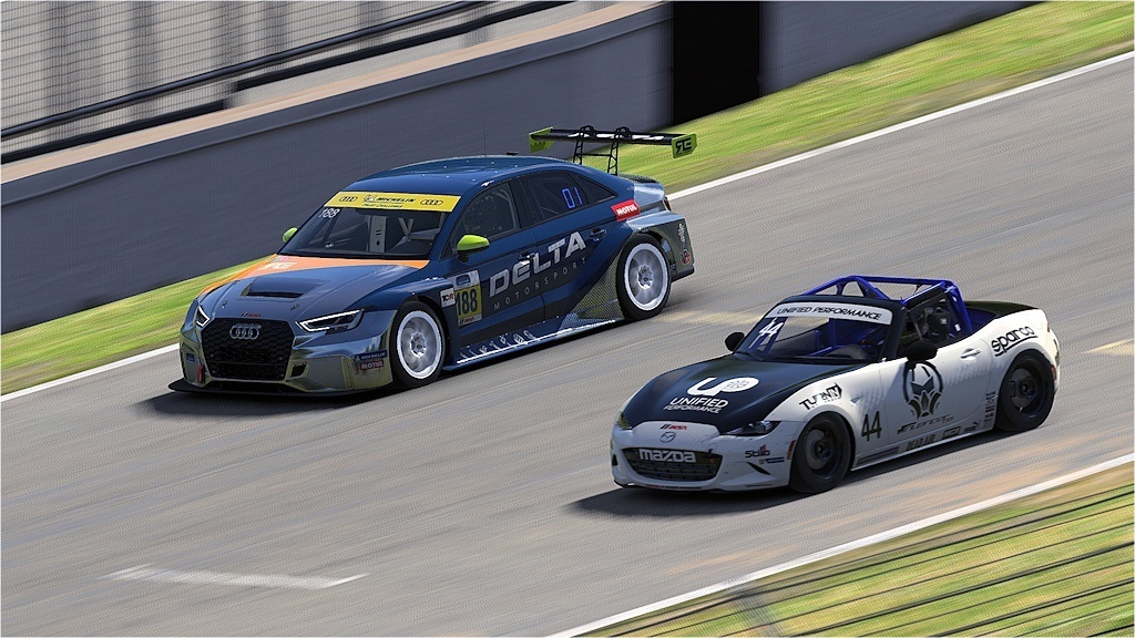 GTE / GT4 Cup Series at Brands Hatch