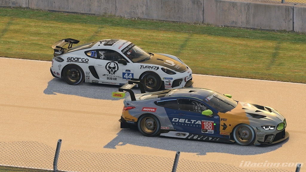 GTE/GT4 Cup Series at Mid-Ohio