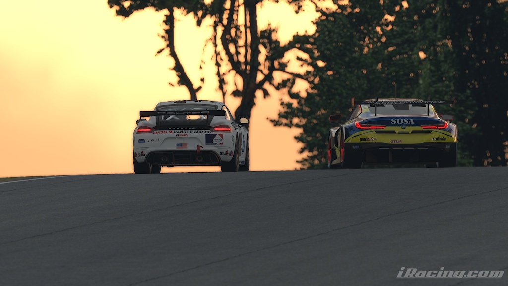 GTE GT4 Cup Series at Road Atlanta