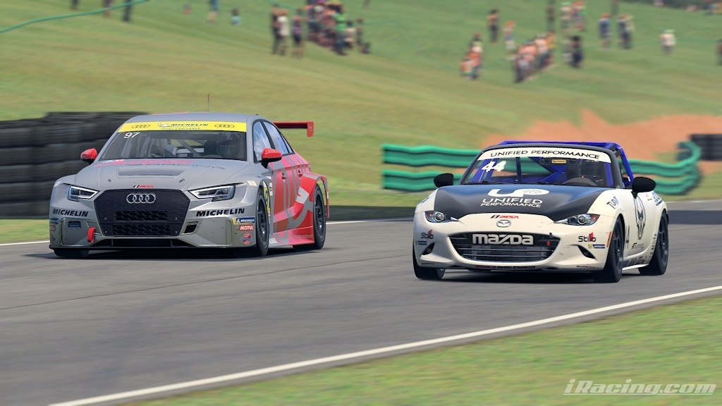 TCR / MX-5 Club Series at VIR-North