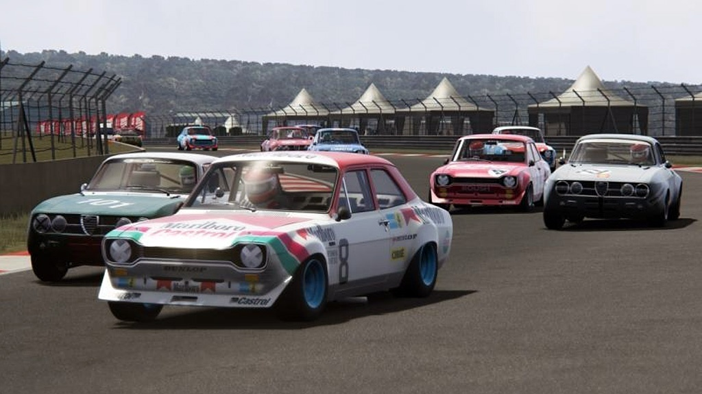 AC Historics at Kyalami