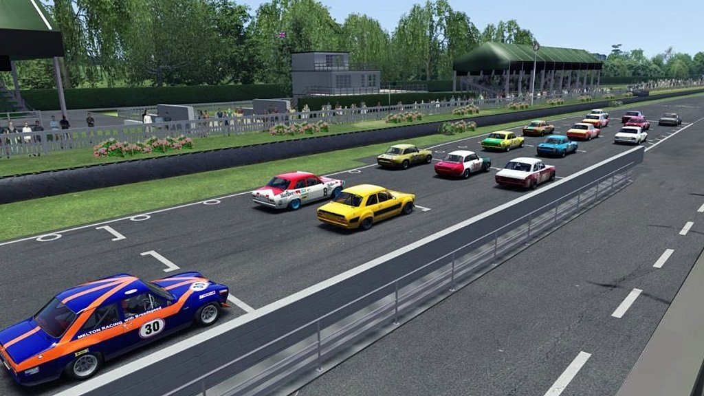 The Sunday Night Assetto Corsa Series - Round 1 at Goodwood