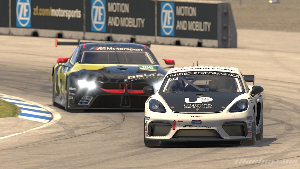 GTE GT4 Cup Series at Detroit Belle Isle