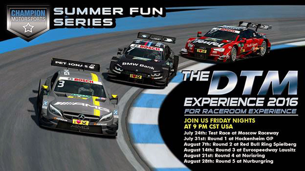 DTM Experience 2016