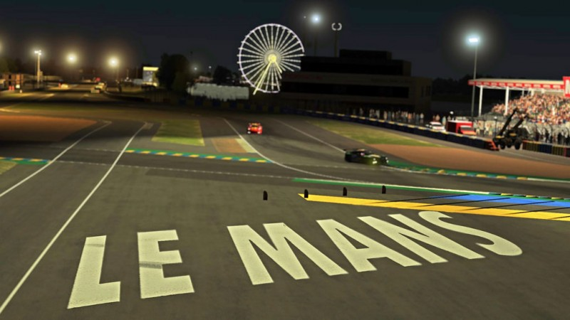 Le Mans!