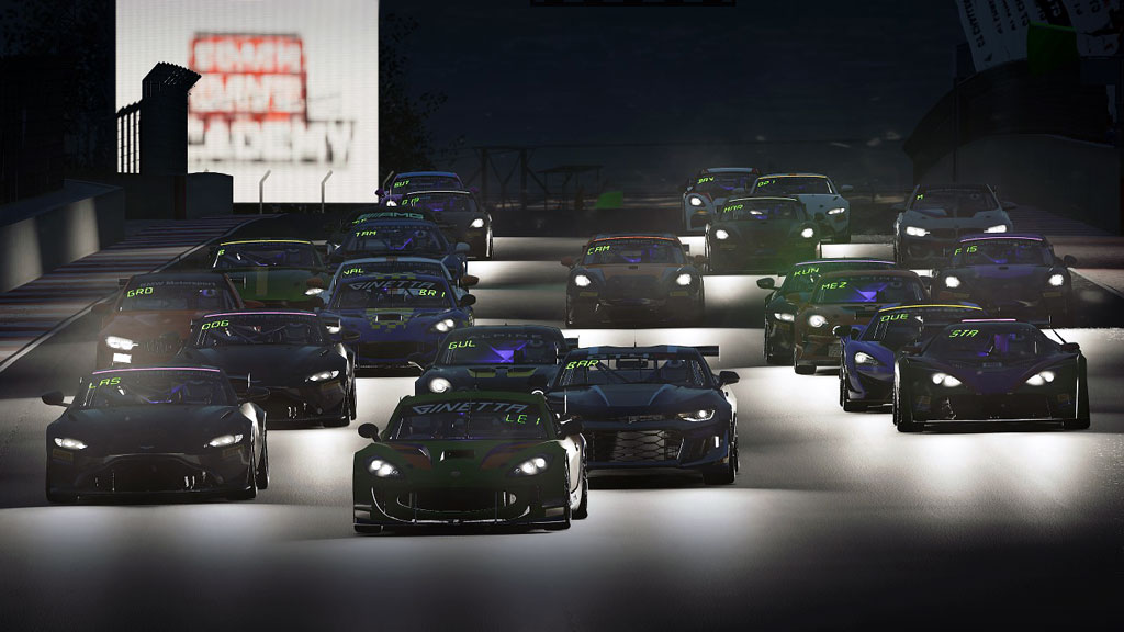 ACC GT4 Kickoff Race at Kyalami Night!