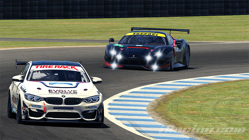 GTE & GT4 Series at Phillip Island