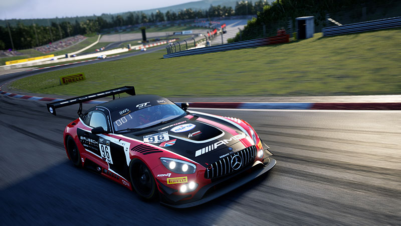 Nurburgring winner of Round 1 in GT3 was Michael Kundakcioglu