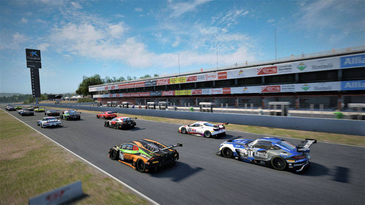 After an eventful round 5 at Monza last week, Champion Motorsports Season 5 ACC heads to a warm Circuit de Barcelona-Catalunya.