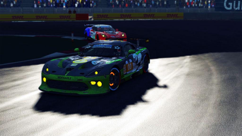 GTE AM Champion R Smith