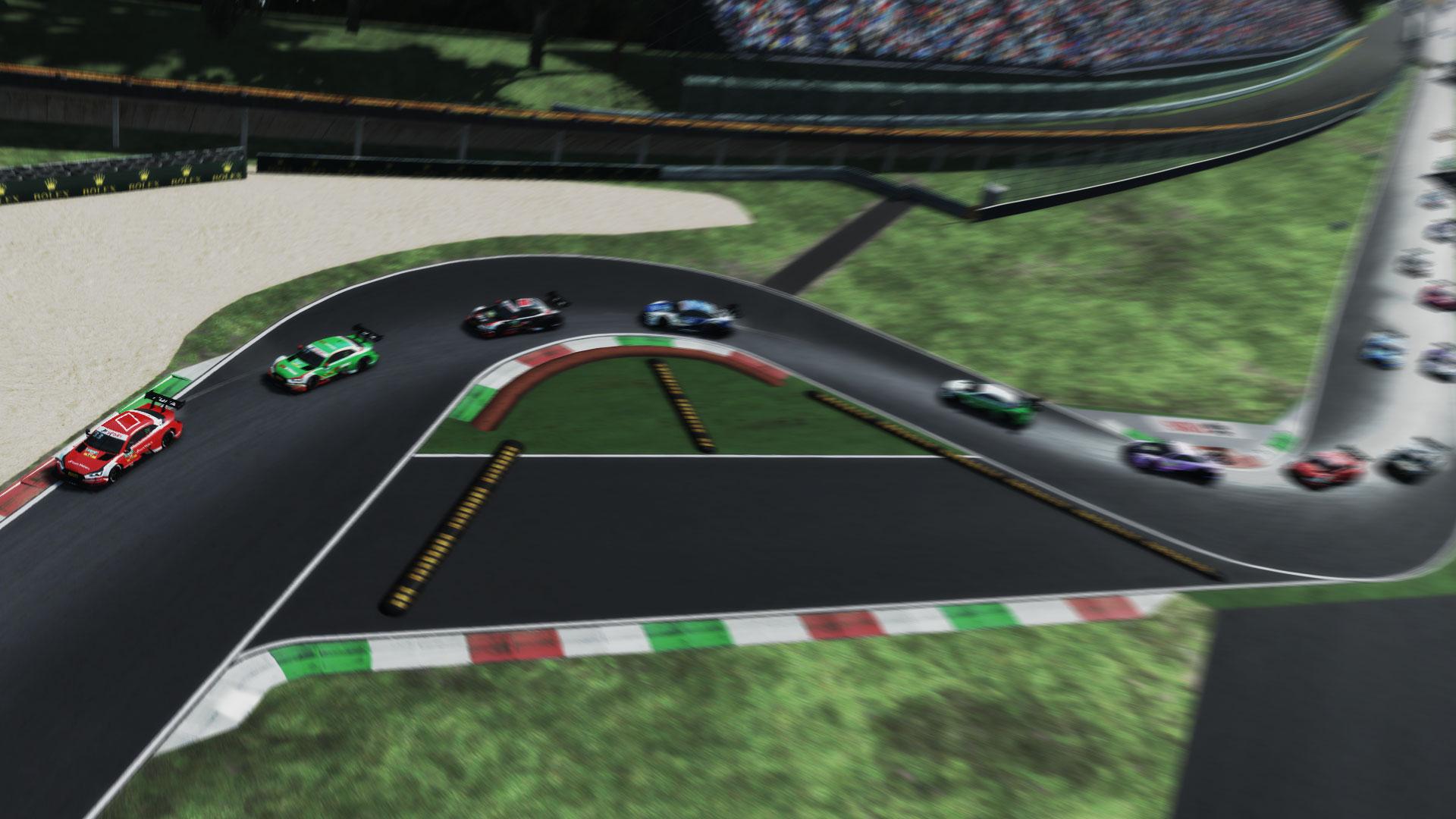 NARS DTM at Monza