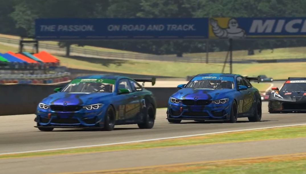 CMS Leads the way at Road Atlanta