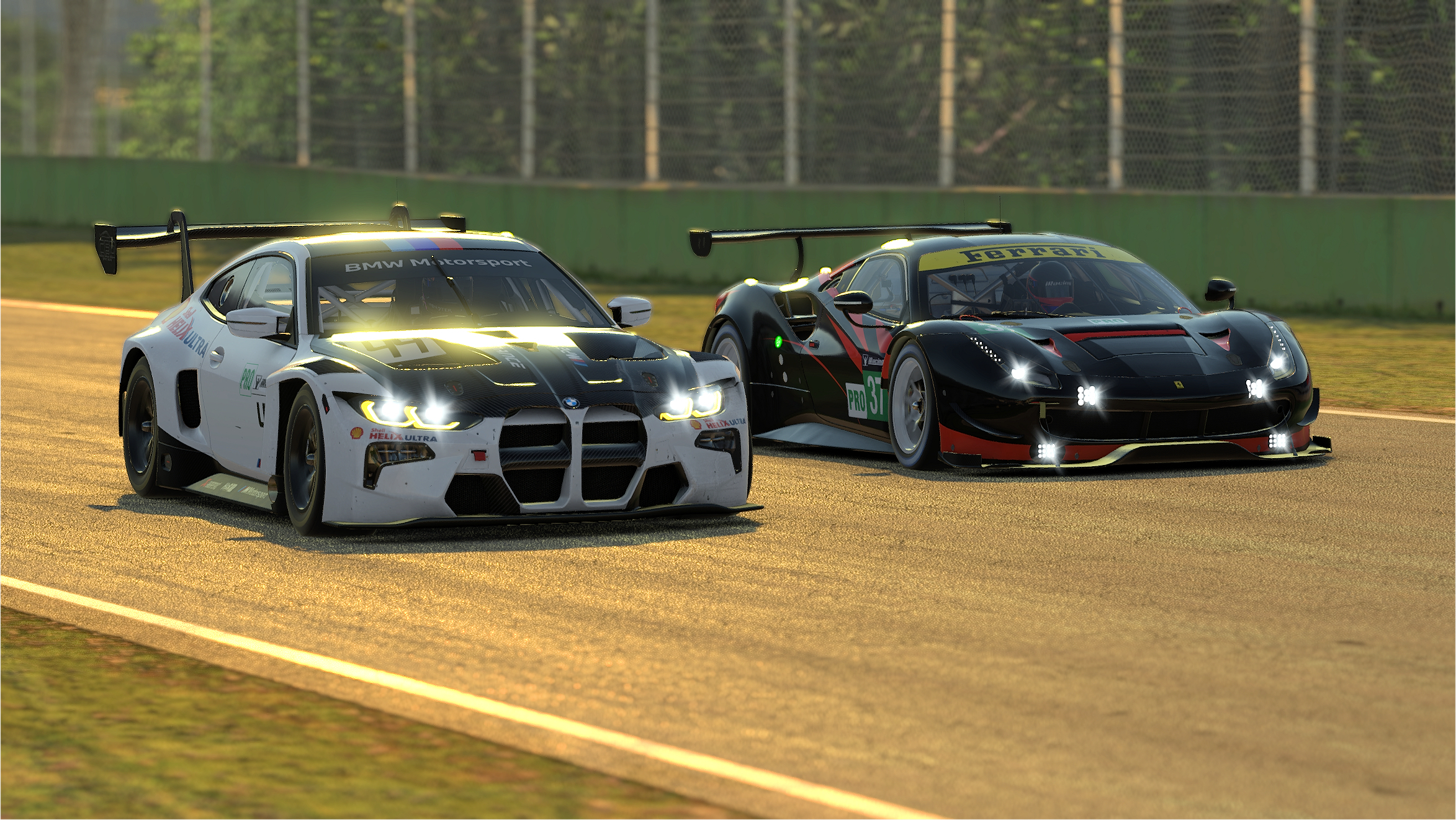 CMS iRacing GTE/GT3 Season Opener at Monza