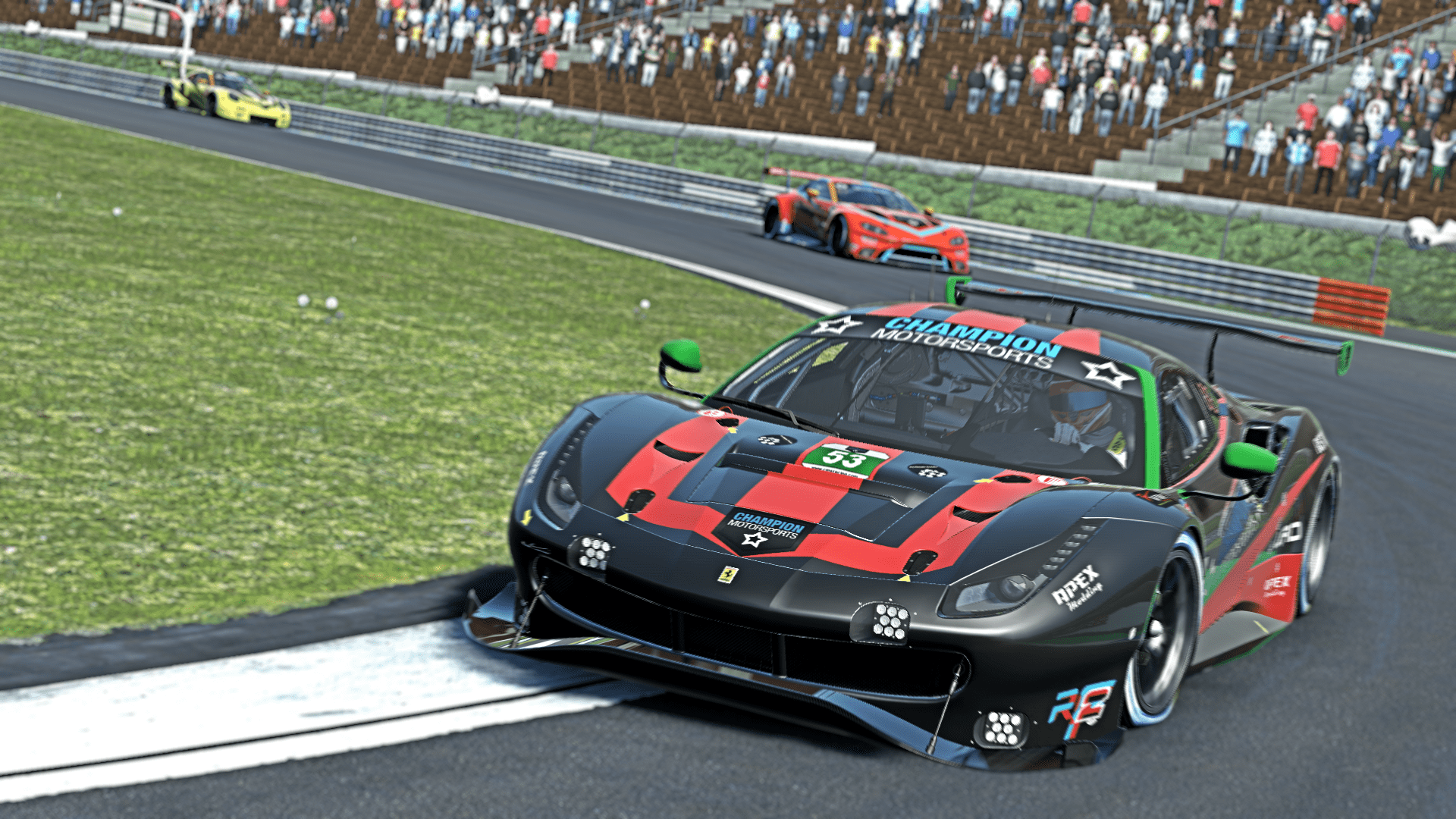 NARS Modern Sportscar Championship - Round 2 at Twin Ring Motegi