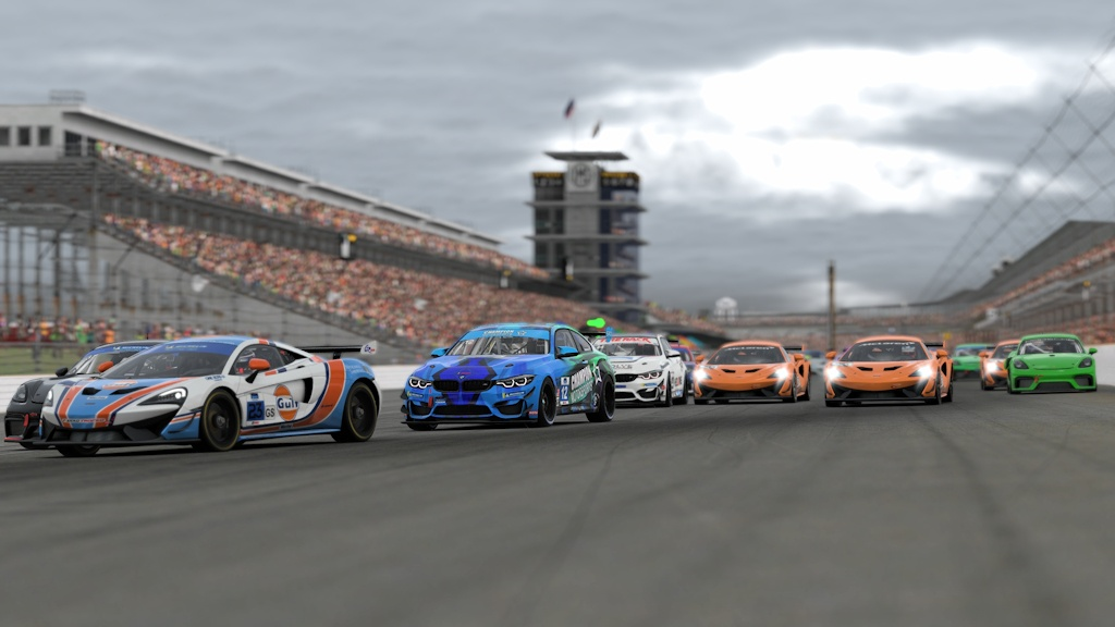 Tuesday GT4 iRacing!