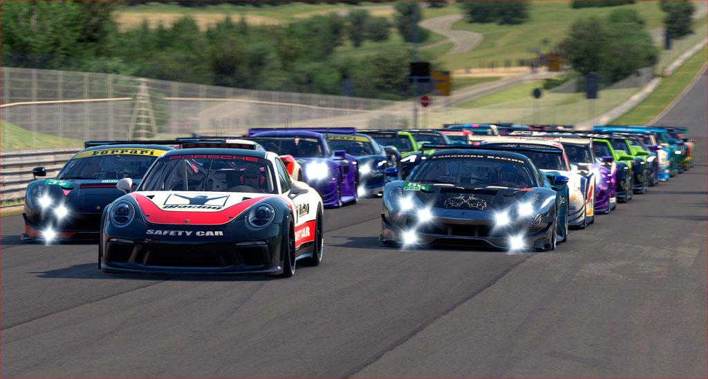 CMS 2021 Summer / Fall Sports Car Series for iRacing