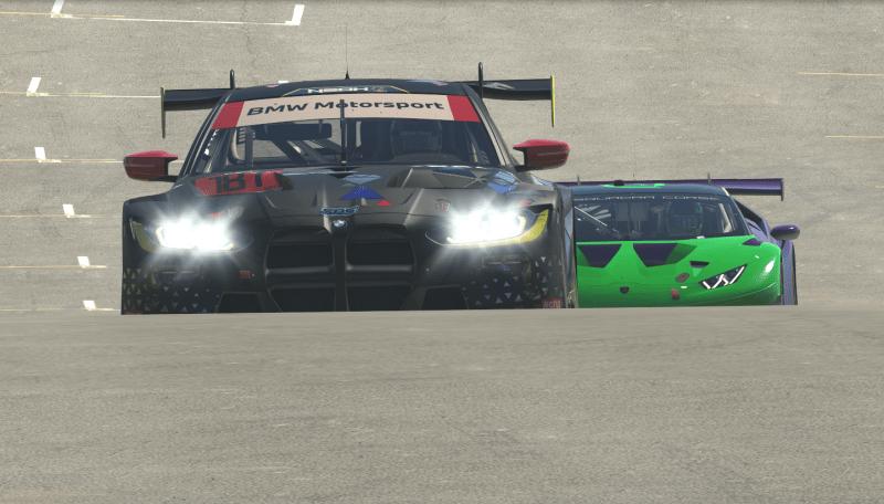 Miguel Colon GT3 BMW