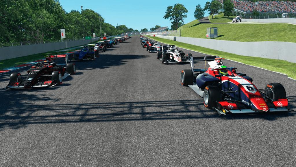 2021 NARS Virtual F3 Sprint Series