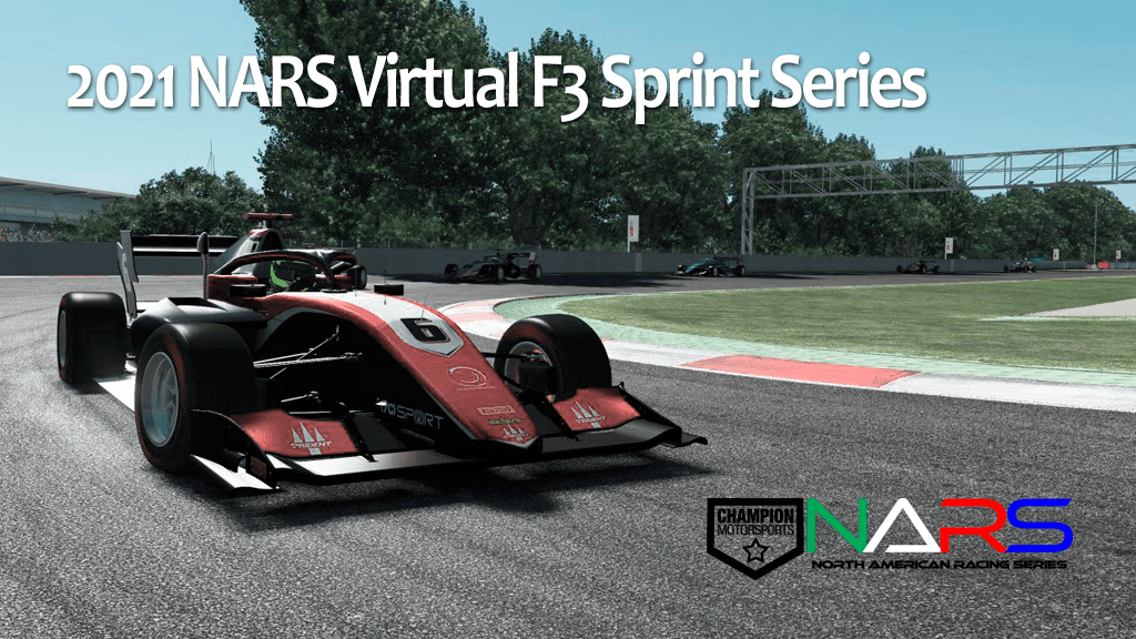 NARS F3 Sprint Series