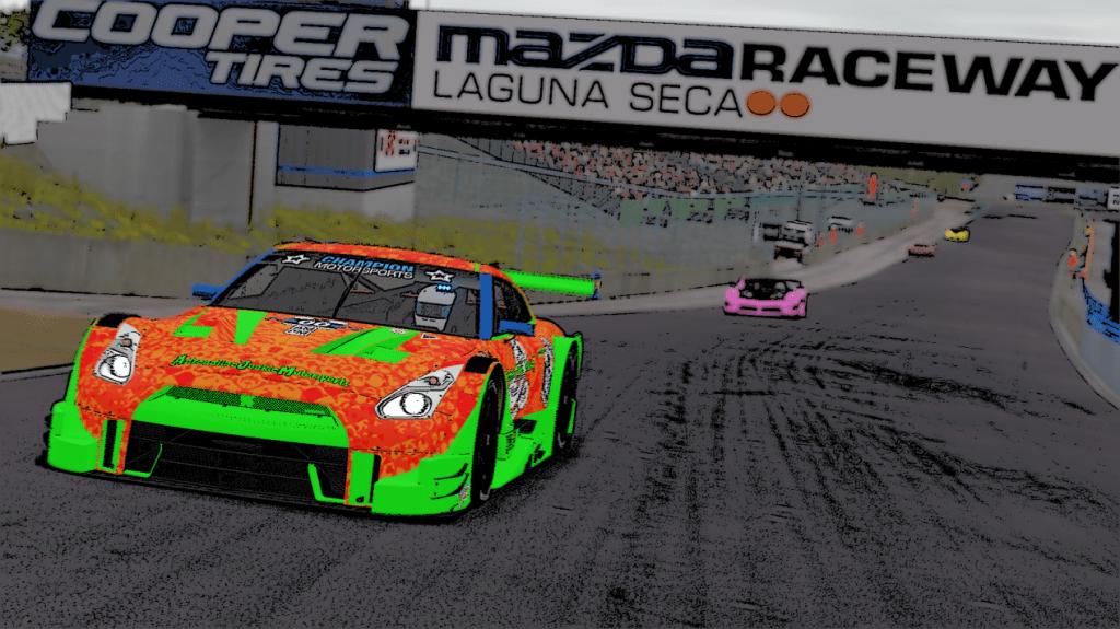 NARS Modern Sportscar Championship – Round 10 at Laguna Seca