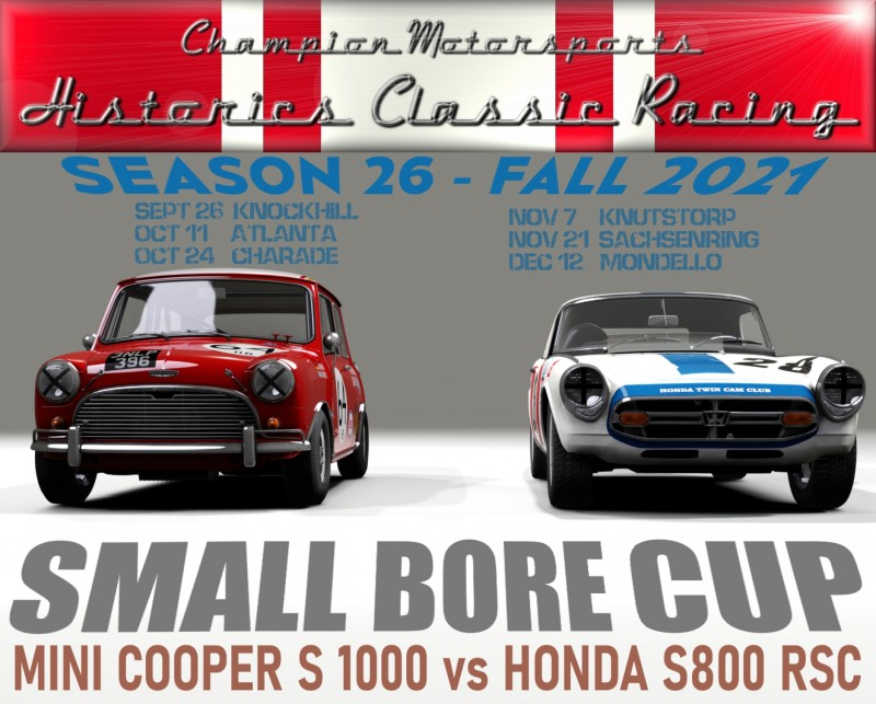 CMS Small Bore Cup Series