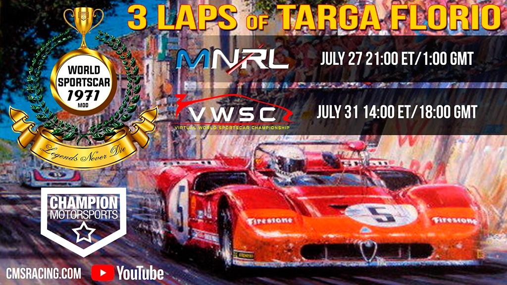 3 Laps of Targa Florio